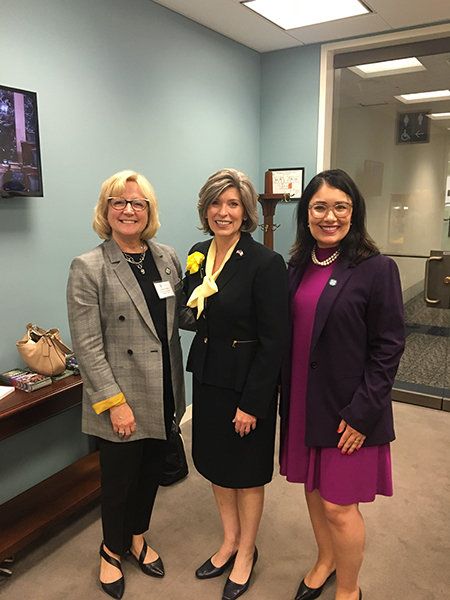 2019 NAWBO Advocacy Day in Washington, DC